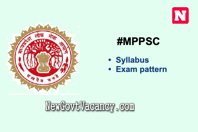 MPPSC Syllabus 2020