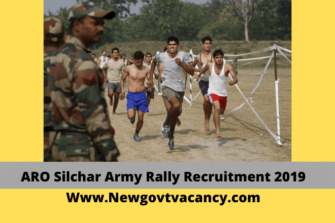 ARO Silchar Arm Recruitment 2019