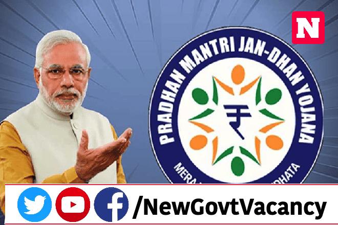 Pradhan Mantri Jan Dhan Yojana PM